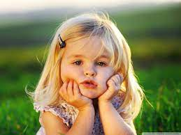 Cute Baby Girl Ultra HD Desktop ...