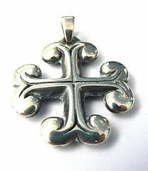 james avery sterling silver 18k april