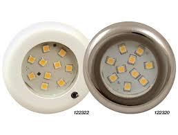 Frilight Led Lights Bla Light Nova Chrome Led C W Switch 122324