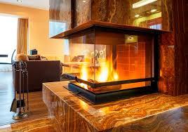 custom fireplace mantels 3 side