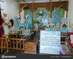 Iskcon Altar Designs Paris August Main Altar Hare Krishna Temple Called Iskcon
