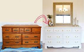 how to make your old furniture look