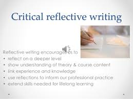reflective analysis essay co reflective analysis essay critical reflective writing