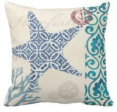 Outdoor Pillows Coastal Passion