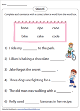 Often parents fall into the thinking. Phonics Worksheets