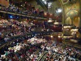 New Amsterdam Seating Chart Broadway New Amsterdam Theater Photo Theater View From Box Seats
