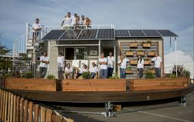 Small Picture Solar powered tiny houses take the spotlight in California