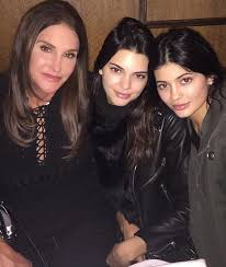kylie and kendall go makeup free for family night with caitlyn jenner