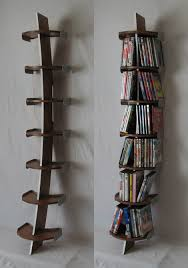 storage ideas wall shelves dvd lewtonsite