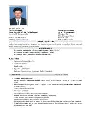 hotel management resume examples restaurant manager resume samples resume  samples database resume and resume templates free