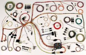 60 64 ford falcon 60 65 comet complete chassis wire harness kit american auto wire 60 64 ford falcon 60 65 comet complete chassis