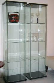 curio cabinet ikea glass display for purses yes please glass door cabinet black brown black brown