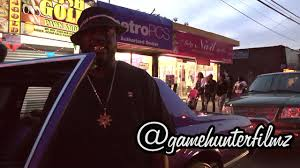 Big Purple 89 Chevey on 20's 134 n Guy R Brewer Queens - YouTube