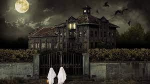 A Scary Night HD wallpaper