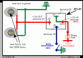 wiring diagram boat horn wiring image wiring diagram car horn wiring diagram the wiring on wiring diagram boat horn