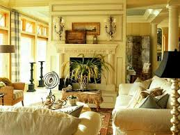 tuscan living room ideas crystal chandelier in high ceiling big arch wooden door white fabric curtain