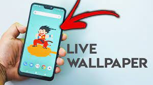 live wallpaper on any android
