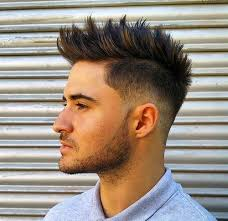 How To Make Cool Hairstyle 60 aweinspiring mohawk & fohawk fade hairstyles for men 7142 by stevesalt.us