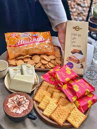 Bánh kẹo Hải Châu - Distribútor potravín - Hanoi, Vietnam