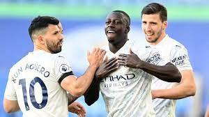 Leicester City - Manchester City | Citizens gewinnen Topspiel dank Treffer  von Mendy und Jesus - Eurosport