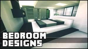 minecraft modern bathroom. Minecraft Bedroom Designs \u0026 Ideas YouTube Modern Design Image Bathroom N
