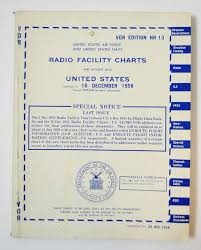 Us Army Flight Pay Chart Details About 1958 Us Army Air Force Radio Facility Charts United States Vor Lt Col Decker Vtg