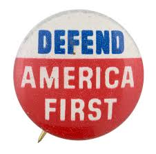 Image result for America First Committee