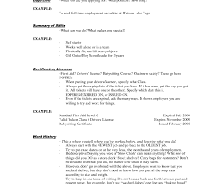 Sample Of Resume For Cashier Sample Resume Cashier Convenience