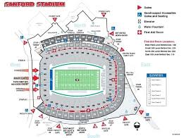 53 Methodical Uga Sanford Stadium Seating Chart