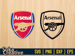 Leicester city fc logo vector. Arsenal F C Logo Svg Vectorency