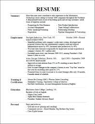 Most Successful Resume Template Template Most Successful Resume Template Samples Of Excellent 13