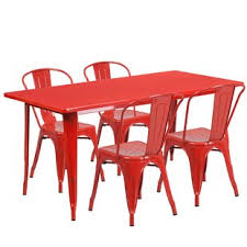 Red dining table set Glass Dining Quickview Wayfair Red Kitchen Dining Room Sets Youll Love Wayfair