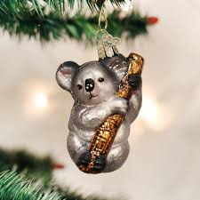 Cute Up Your Tree With A Christmas Koala | Petslady.com