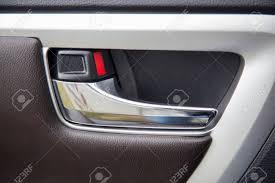 inside car door handle. Plain Door Car Door Handle Subassembly Inside Car Auto Part Stock Photo  Intended Inside Door Handle C