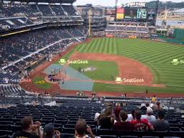 Pirates Baseball Stadium Seating Chart Your Ticket To Sports Concerts More Seatgeek