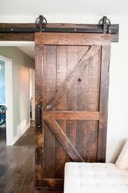 best  interior barn doors ideas on pinterest  knock on the