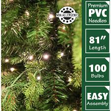 Fraser Hill Farm 9-Ft. <b>Royal</b> Pine Artificial Holiday Garland with ...