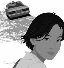 女性イラストイラストレーター駒田寿郎 Studio Yellow