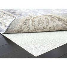 pvc rug pad non slip rug pad are pvc rug pads safe for hardwood floors pvc
