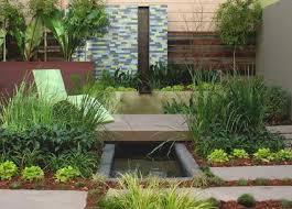 Landscaping Plants Modern Ecological Sunset Garden Landscape Designs