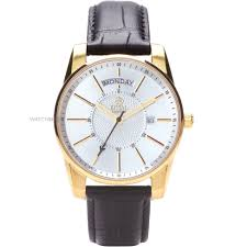 "men s royal london day date watch 41133 04 watch shop comâ""¢ mens royal london day date watch 41133 04"