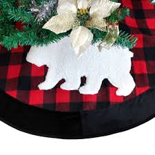 Plaid Christmas Tree Compare Prices On Plaid Christmas Tree Skirt Online Shopping Buy