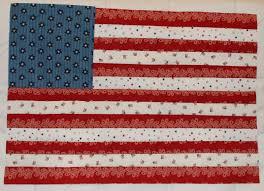 Spun Sugar Quilts: More Patriotism....an Easy Flag Quilt & More Patriotism....an Easy Flag Quilt Adamdwight.com
