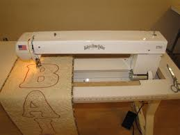 Bailey's Home Quilter Pro 20EHP<br>With Enhanced Lighting Kit & Click to enlarge Bailey's Home Quilter ... Adamdwight.com