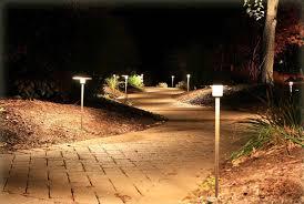 image of outdoor low voltage lighting design