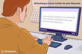 cover letter sle for a resume