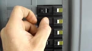afci circuit breaker won't reset youtube
