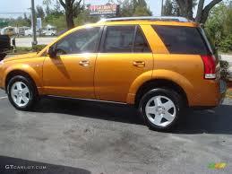 Fusion Orange 2006 Saturn VUE V6 Exterior Photo #62020281 ...