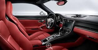 porsche 911 turbo interior. 2014 porsche 911 turbo s cabriolet interior