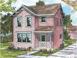 eplans cottage house plan three bedroom urban infill home 1331 square feet and 3 bedrooms from